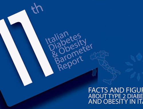 """DIABESITÀ"" E PANDEMIA DIABETE: NUOVE EVIDENZE DALL'11° ITALIAN DIABETES & OBESITY BAROMETER REPORT"
